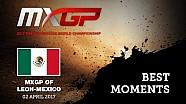 MXGP de León - México 2017 MXGP Mejores momentos #Motocross