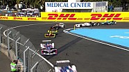 FormulaE-墨西哥ePrix全场事故、失误集锦