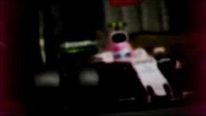 Esteban Ocon over een ronde Shanghai