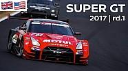 Livestream: 2017 Super GT - Round 1 - Okayama