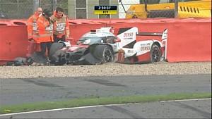 丰田7号车事故