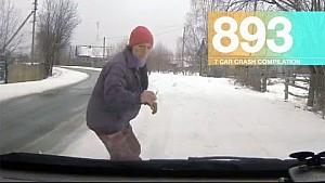Otomobil kazaları no.893 - Nisan 2017
