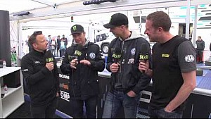 RXtra: Solberg + Kristoffersson discuss their 2016 Montalegre RX 'Incident'