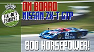 800bhp Nissan GTP flies round Road Atlanta | on board