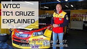 Tom Coronel erklärt sein WTCC-Auto