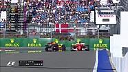 2017 Rusya GP Sıralamalar - Q3'ün Son Turları