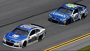 Jimmie and Dale address Richmond run-in