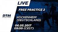 DTM Хоххенхайм: 2 тренування