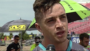 Wilson Sums up the season - Las Vegas - Race day live - 2017
