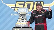 NASCAR Cup-update door Jonathan Williams
