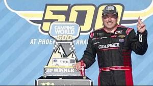 NASCAR Cup-update door Jonathan Williams