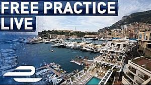 Monaco: 1. Freie Training