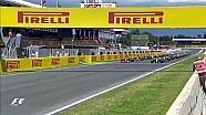 2017 İspanya GP - Start
