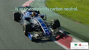 The Sauber F1 (C36) Climatepilot 2017