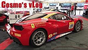 Cosmo's vLog #12 - Ferrari Challenge 488