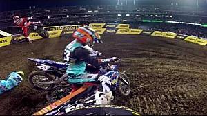 2017 Monster Energy Supercross sezon özeti