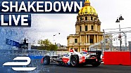 Shakedown - en vivo desde el pit-lane París - 2017 FIA fórmula E Qatar airways Paris ePrix