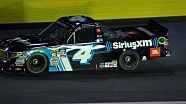 Bell cuts tire early at Charlotte