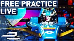 Watch Formula E live from Paris - Free practice 2 - 2017 FIA Formula E Qatar airways Paris ePrix