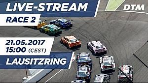 DTM Lausitzring 2017 - 2. Yarış