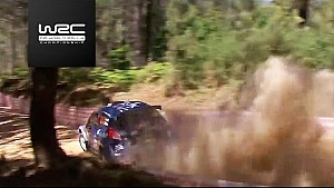 Rally de Portugal 2017: WRC 2 highlights Saturday