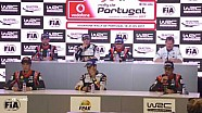 Rally de Portugal 2017: Post-Event press conference