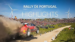 The 2017 Rally de Portugal highlights