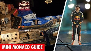 The ultimate Carrera track? A mini Monaco Grand Prix guide with Max Verstappen and Daniel Ricciardo!