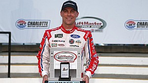 Two-time Coca-Cola 600 winner Harvick to start Sunday from the pole