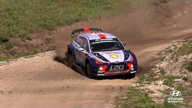 Rallye Portugal: Highlights