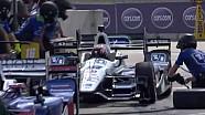 IndyCar - Detroit Grand Prix - akşam üstü antrenmanı