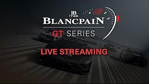 Sıralama turları - Blancpain Gt Series - Zolder 2017