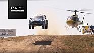 Rally Italia Sardegna 2017: Vista previa de salto de Micky