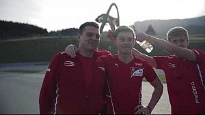 Our F4 drivers get the show on the road to Red Bull ring