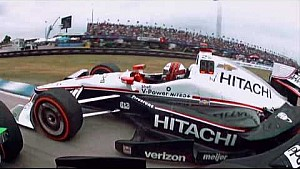 2017 Detroit Grand Prix race 1