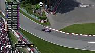 2017 Kanada GP Sıralama - Sainz Jr. Spin Attığı An