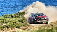 Rally Italia Cerdeña highlights de Citroën Racing