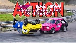 TAKK JM SM Nuoret, Naiset & EVK 10.-11.6.2017 (Action!)