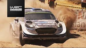 Rallye Sardinien: Tänak siegt
