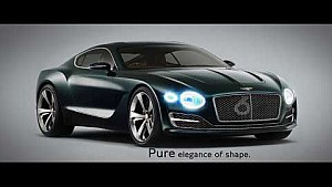 The future of luxury design with Stefan Sielaff, director of design ¦ Bentley Motors