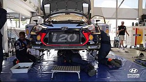 Rally Italia Sardegna best of: Mechanics