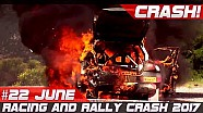 Semana 22 Junio 2017 racing & rally crash compilacaión