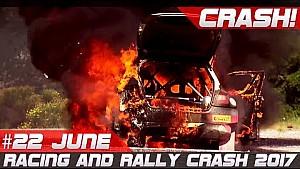 Semana 22 Junio 2017 racing & rally crash compilacaión