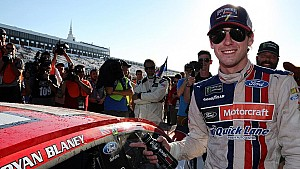Going 1-on-1 with Pocono winner Ryan Blaney