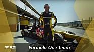 Renault Sport Formula One Team: Тесты Роберта Кубицы в Валенсии