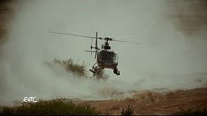 Kıbrıs Rallisi 2017 - Helikopter görüntüleri