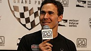 Robert Wickens news conference friday Road America