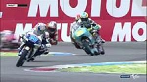 Kecelakaan Moto3 di chicane Assen