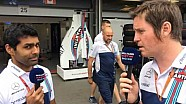 Williams TV - Baku