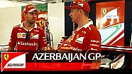 Azerbaijan Grand Prix  - Our weekend so far..
